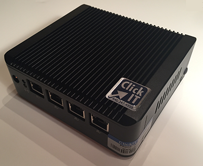 Click IT 4-Port Firewall