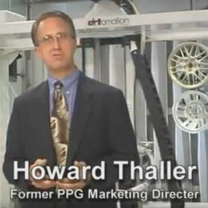 Howard Thaller of PPG